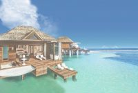 Cool Sandals South Coast Opens Booking On Overwater Bungalows: Travel regarding Overwater Bungalows Jamaica