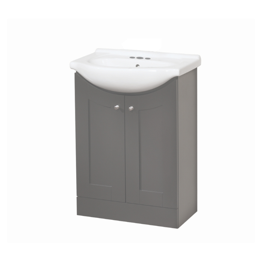 Cool Shop Style Selections Euro Vanity Espresso Belly Sink Single Sink regarding Fresh Lowes Bathroom Vanities