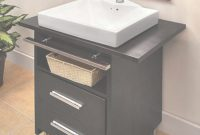 Cool Small Bathroom Vanities And Sink You Can Crunch Into Even The Teeny regarding Narrow Bathroom Sinks And Vanities