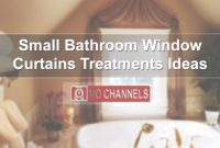 Cool Small Bathroom Window Curtains Treatments Ideas pertaining to New Bathroom Window Ideas Small Bathrooms