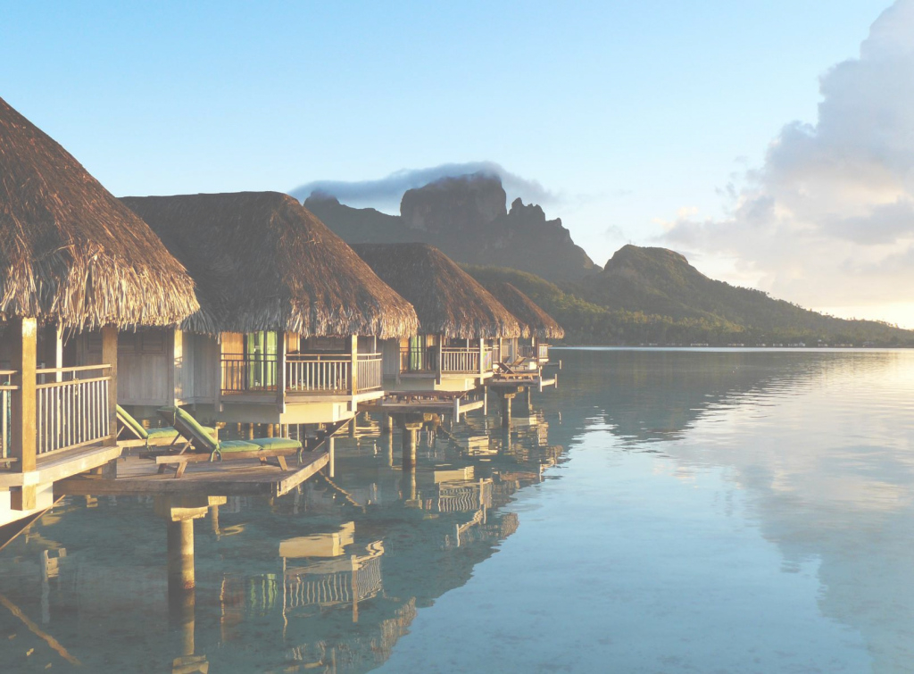 Cool Sofitel Bora Bora Private Island - Horizon Luxury Overwater Bungalow inside Best of Bungalows In Bora Bora