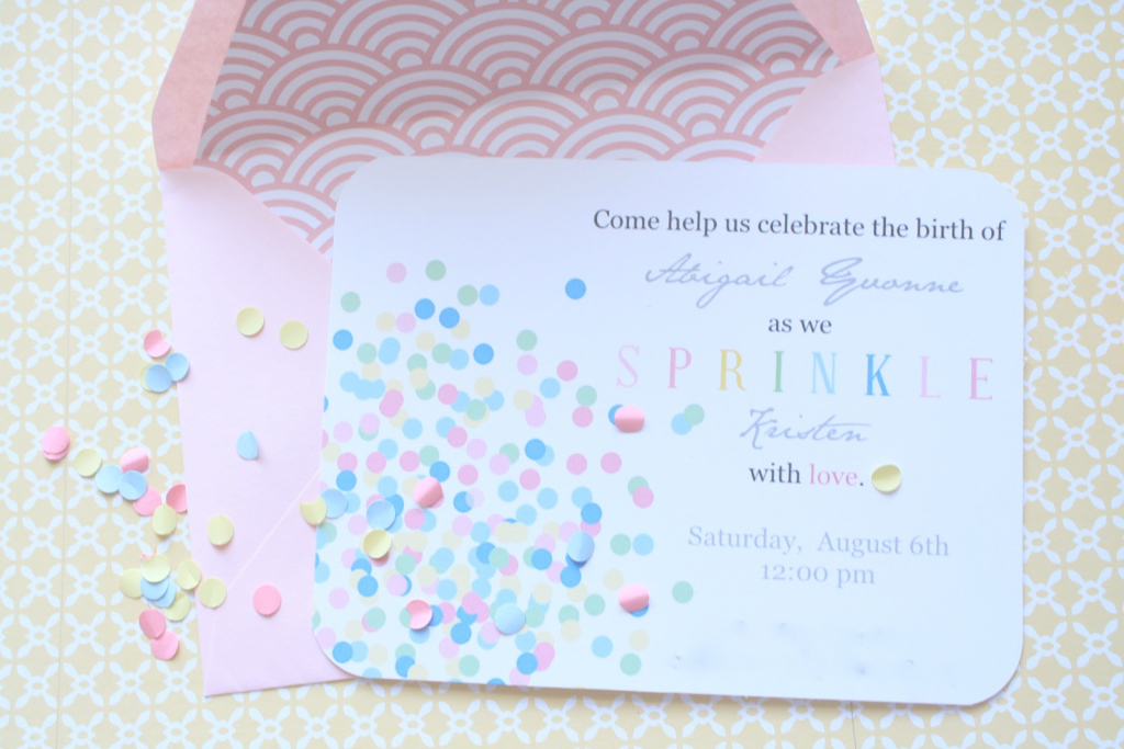 Cool Sprinkles Baby Shower - House Of Jade Interiors Blog in Baby Shower For 2Nd Baby