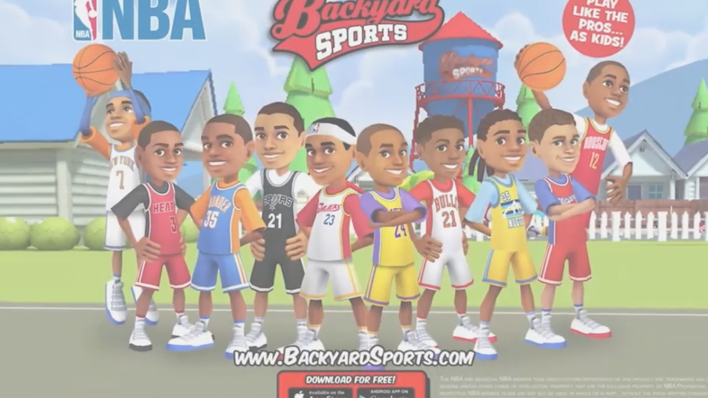 Cool Stephen Curry Backyard Sports Power Ups Are Real - Youtube inside Backyard Sports