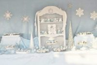 Cool Stunning Winter Wonderland Party Decorations Ideas – Youtube in Winter Wonderland Table Decorations
