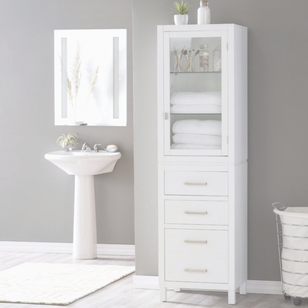 Cool Tall Bathroom Cabinets Free Standing Lovely Bathrooms Design regarding Tall Bathroom Cabinets Free Standing