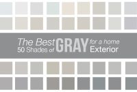 Cool The Best Shades Of Gray Paint For A Home Exterior – Davinci Roofscapes throughout Behr Paint Colors Gray