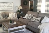 Cool This Country Chic Living Room Is Everything! @rachel_Bousquet Has Us pertaining to Living Room Themes
