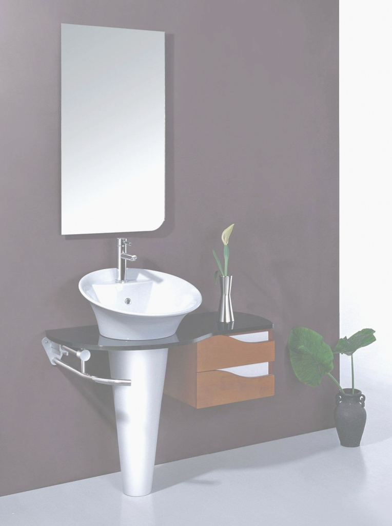 Cool Trends Bathroom Sinks Vanities Small Spaces | Victoriafallsbridge throughout Small Bathroom Sink Vanity
