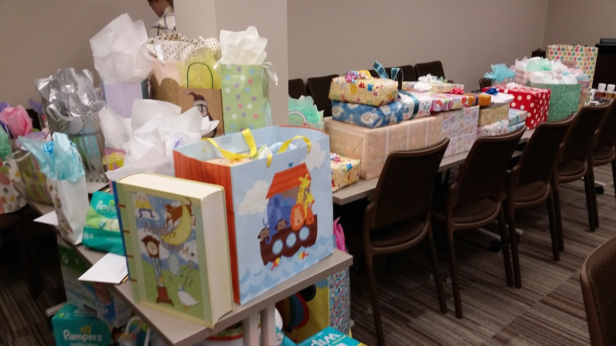 Cool Uab - Cas - News - Uab Social Work Students Partner To Organize Baby in Work Baby Shower