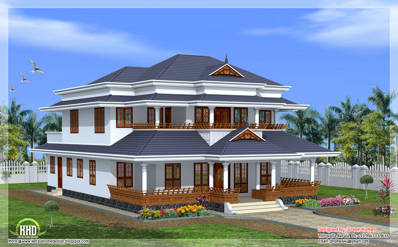 Cool Vastu Based Traditional Kerala Style Home | Kerala Homes pertaining to Inspirational Kerala Traditional House Plans With Photos