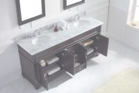 Cool Virtu Usa Victoria 72 Double Bathroom Vanity Set In Espresso for Lovely 72 Bathroom Vanities