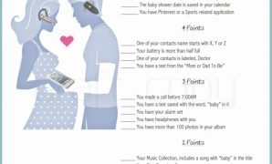 Cool What Is A Baby Shower Cute Baby Shower Game Printable Game For inside Luxury What's A Baby Shower