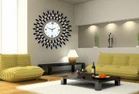Cool Why You Should Invest In Decorative Wall Clocks For Living Room throughout Lovely Living Room Wall Clocks