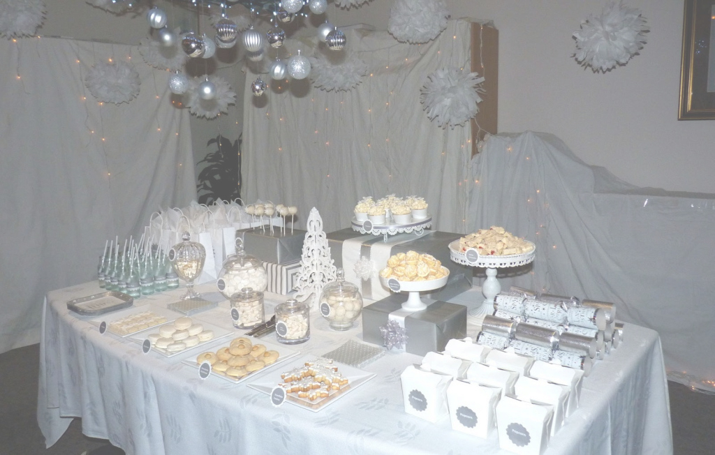 Cool Winter Wonderland Themed Birthday Party Decorations Margusriga Baby within Luxury Winter Wonderland Table Decorations