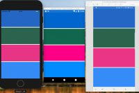 Cool Xamarin.forms Is Rendering Different Colors On Ios And Android inside Review Android Color Codes