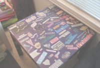 Cool Yep, I Made It: Diy Decoupage Coffee Table within Decoupage Coffee Table