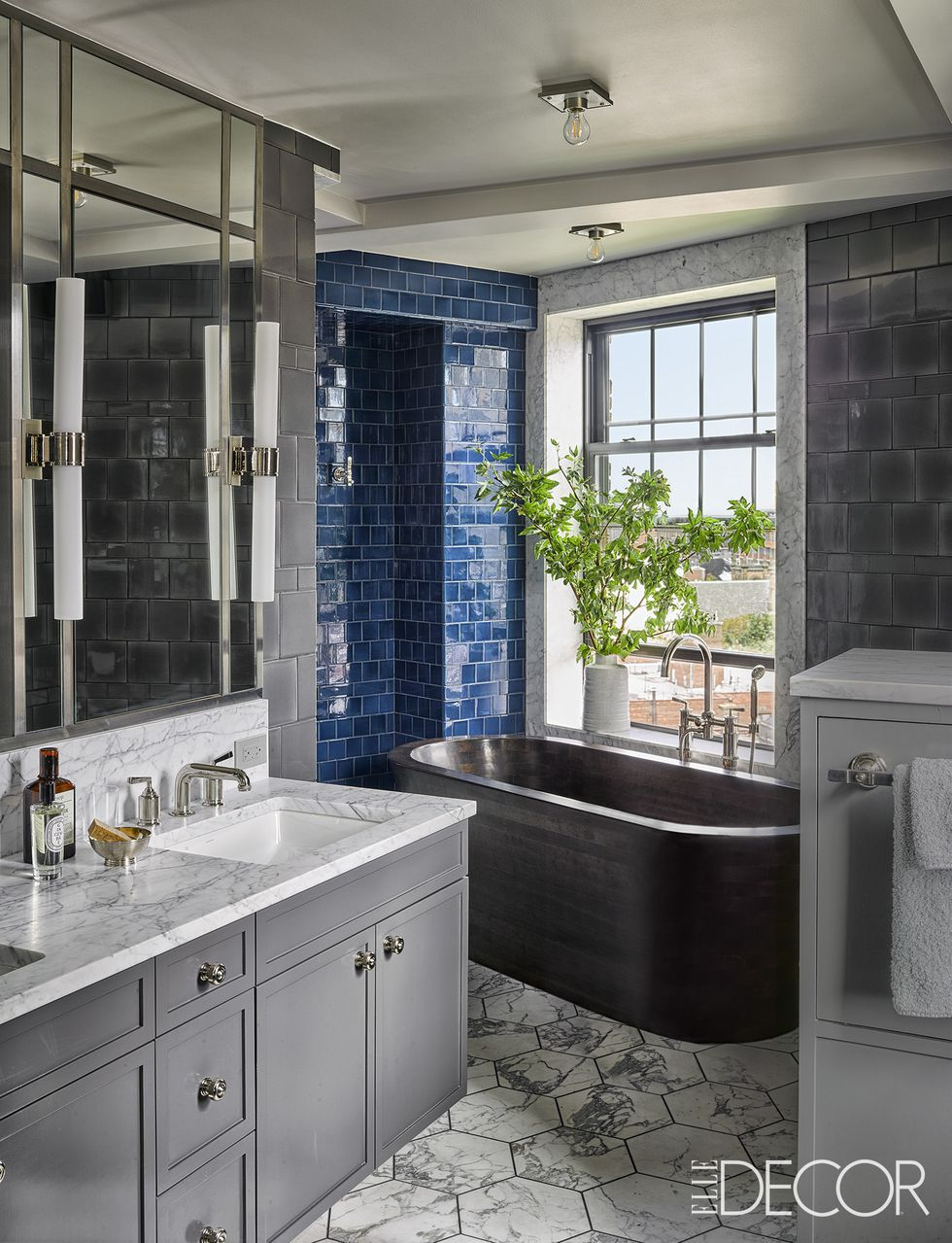 Elite 13 Blue Bathrooms Ideas - Blue Bathroom Decor intended for High Quality Blue Bathroom Photos