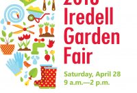 Elite 2018 Iredell Garden Fair: April 28Th 9Am To 2Pm | North Carolina within Gardens School Of Technology Arts