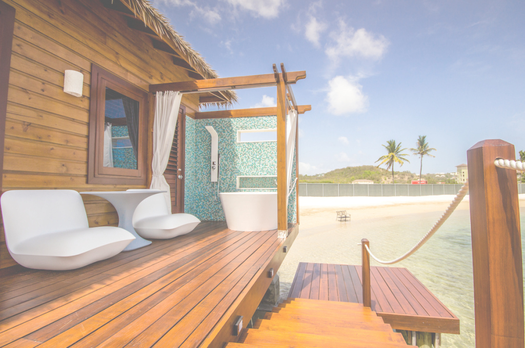 Elite A Luxury Stay In An Overwater Bungalow At Sandals Grande St. Lucian with regard to Sandals Over The Water Bungalows