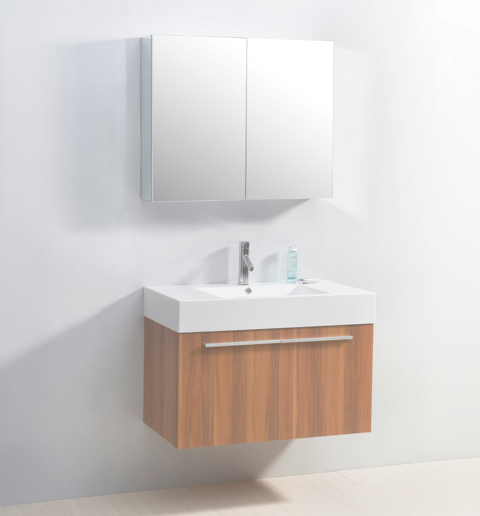 Elite Abodo 36 Inch Wall Mounted Plum Bathroom Vanity with regard to Inspirational Wall Mount Bathroom Vanity
