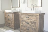 Elite Ana White | Rustic Bathroom Vanities - Diy Projects with Set Bathroom Vanity Rustic