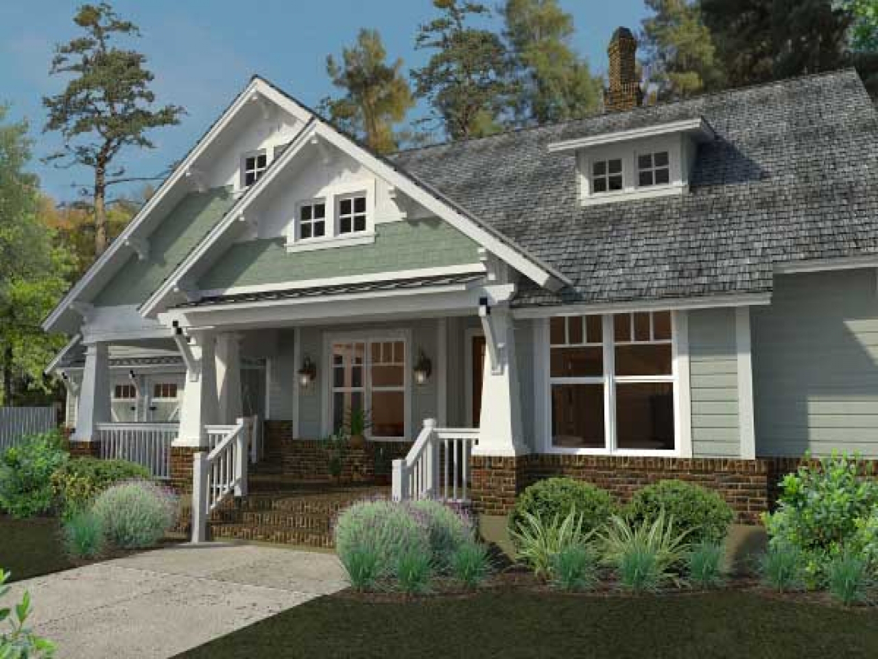 Elite Baby Nursery. 1 Story House: Story Bungalow House Plans With Porches inside Fresh Bungalow Meaning
