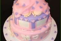 Elite Baby Shower Cake Recipes Awesome Cute Baby Shower Cake Designs For with Baby Shower Cake Recipes