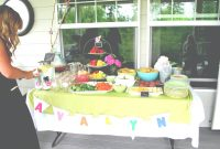 Elite Baby Shower Decoration Ideasutside Its Cold Food Summerh Backyard within Outdoor Baby Shower Ideas