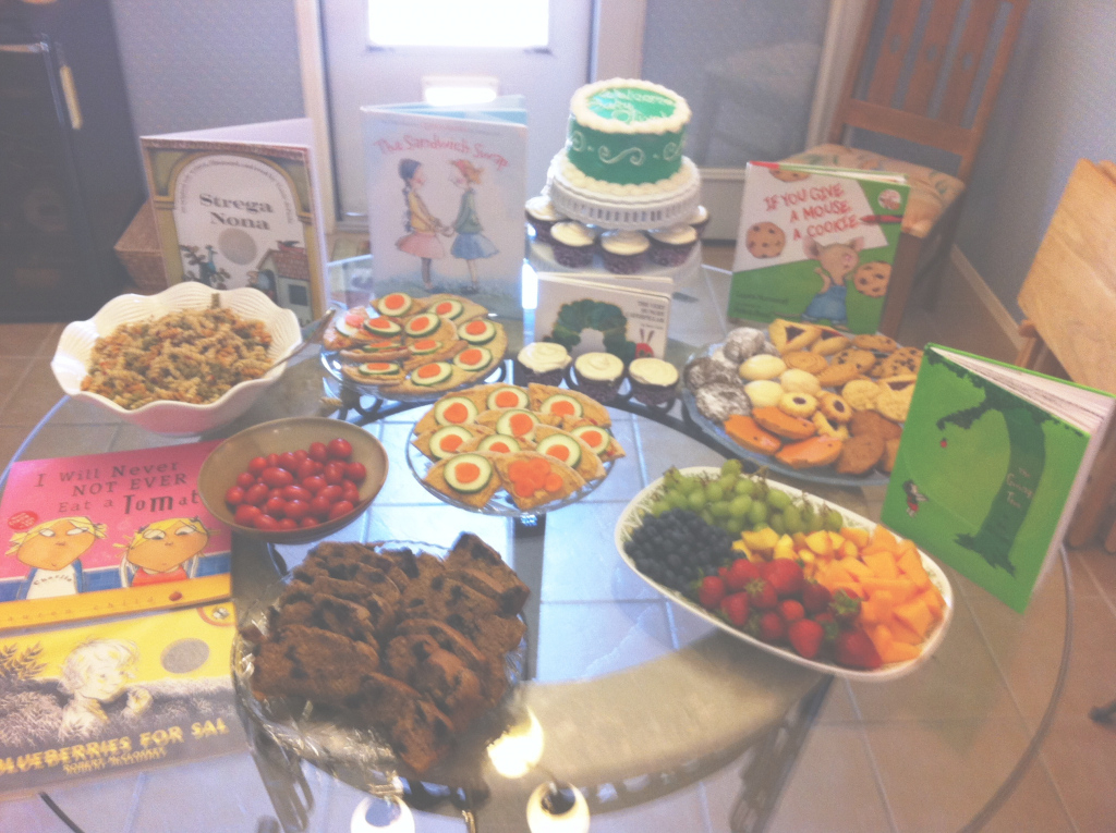 Elite Baby Shower Food On A Budget - Baby Showers Ideas with Food Ideas For Baby Shower