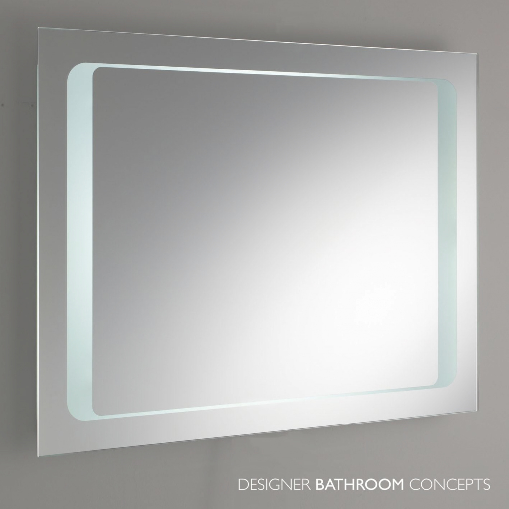 Elite Backlit Bathroom Mirror Weskaap Home Solutions Wonderful Part 2 with Illuminated Wall Mirrors For Bathroom