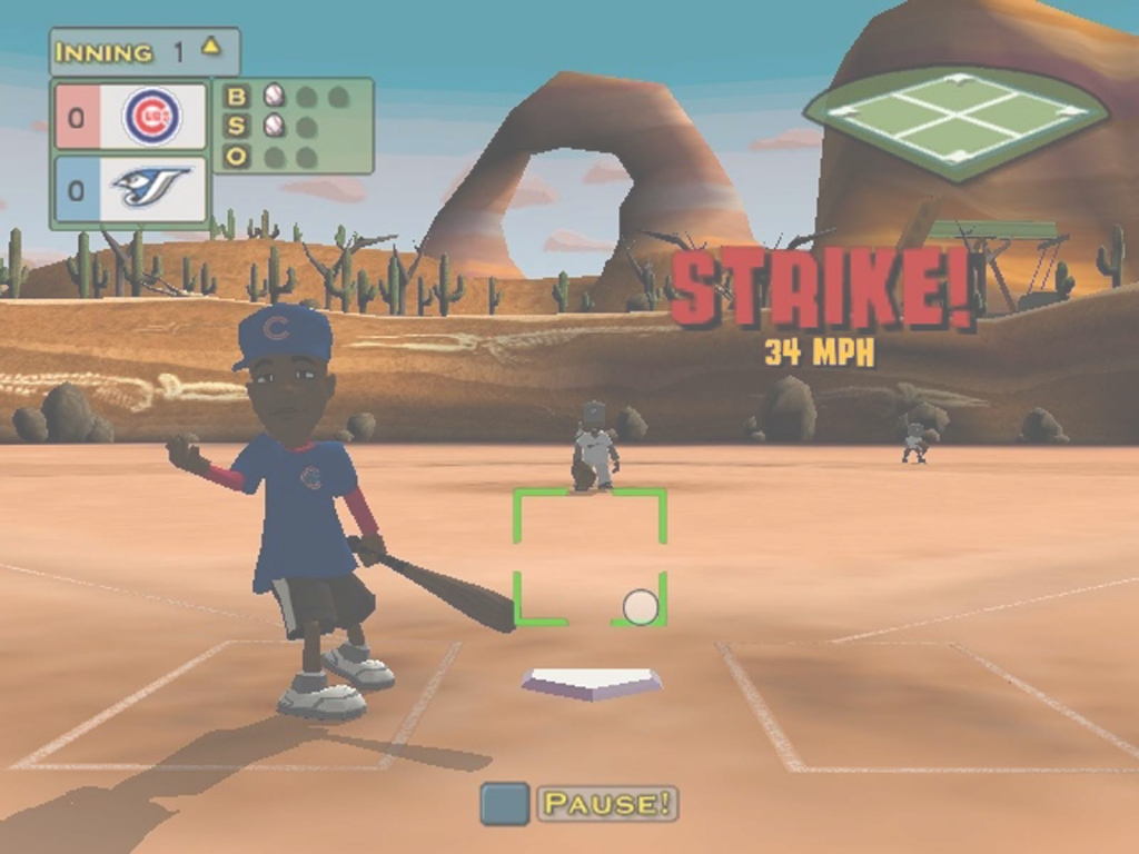 Elite Backyard Sports - Baseball 2007 (Usa) Iso < Ps2 Isos | Emuparadise regarding Backyard Sports