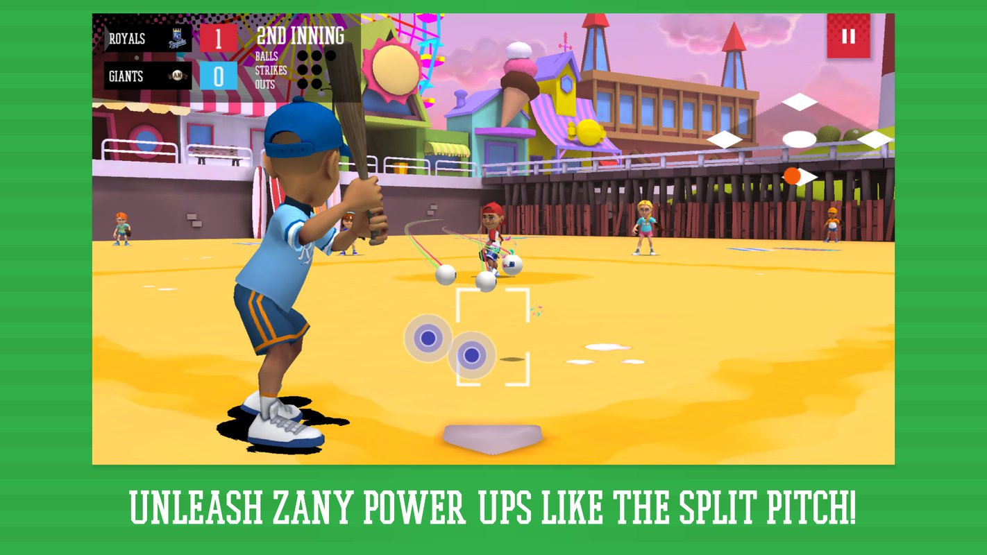 Elite Backyard Sports Baseball 2015 Apk Download - Free Sports Game For within Best of Backyard Sports Characters