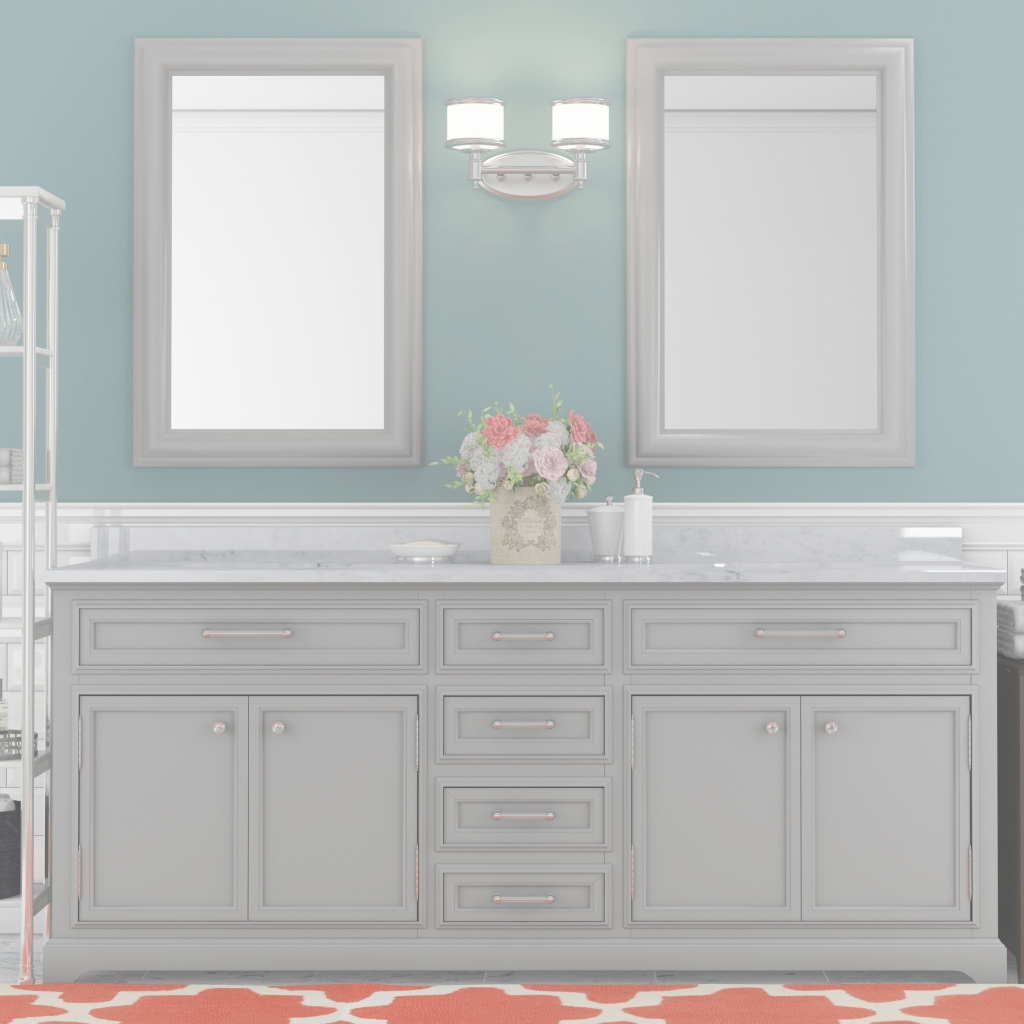 Elite Bathroom: Double Sink Bathroom Vanity New 50 Fresh 72 Double Sink pertaining to Best of Bathroom Vanity 72 Double Sink