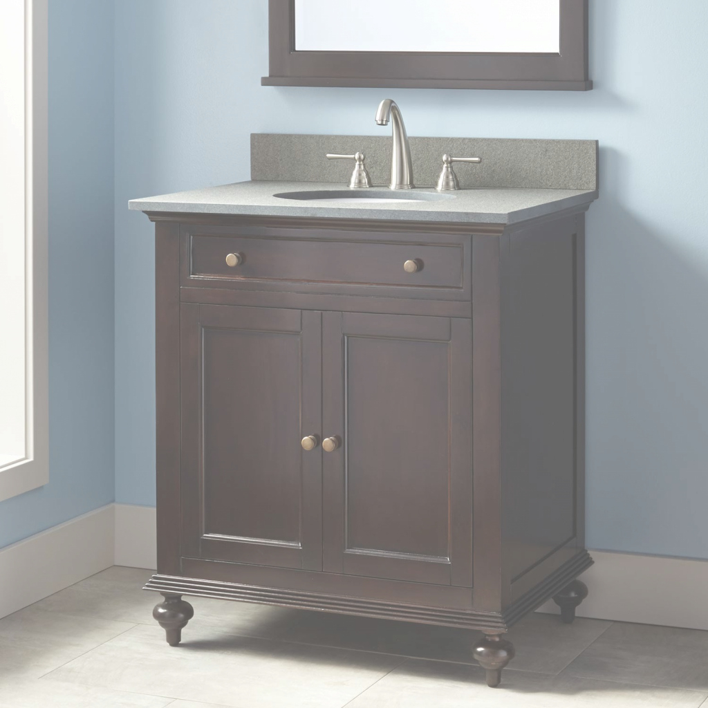 Elite Bathroom Furniture Double Euro Sinks Tuscan Dark Gray Small Mid with Lovely Petite Bathroom Vanity