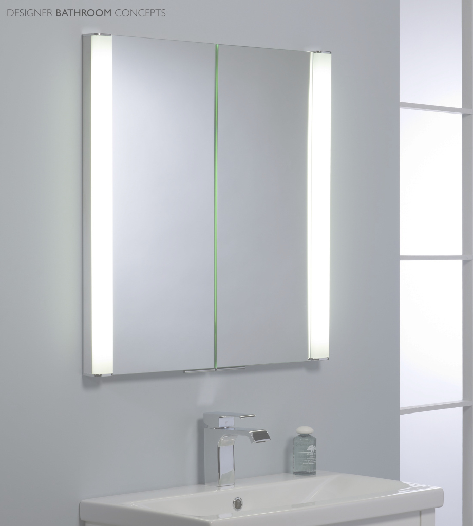 Elite Bathroom Mirror Cabinets Complement Your Bathroom intended for Luxury Bathroom Mirror With Cabinet