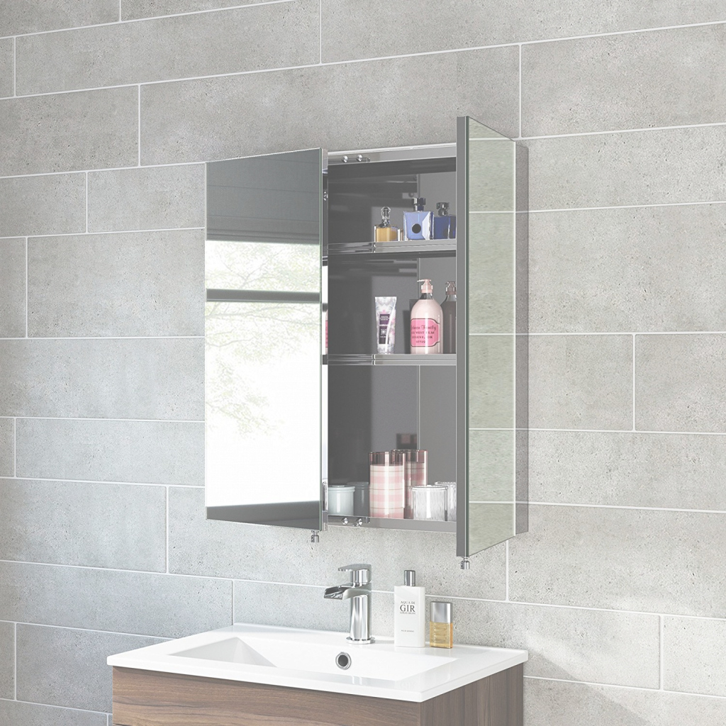 Elite Bathroom Mirror Cabinets You Can Look Large Bathroom Cabinets You intended for Bathroom Mirror Cabinet