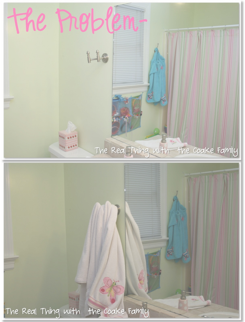 Elite Bathroom Towel Rack {Diy} with regard to Bathroom Towel Holder Ideas
