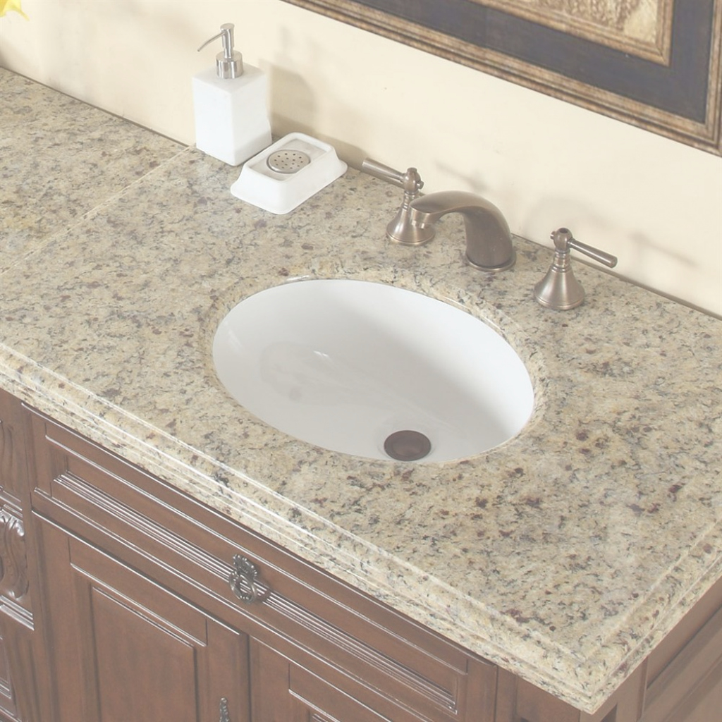 Elite Bathroom Vanity Granite Top In Benefit Idea 9 - Longboardday with Lovely Bathroom Vanity Countertops