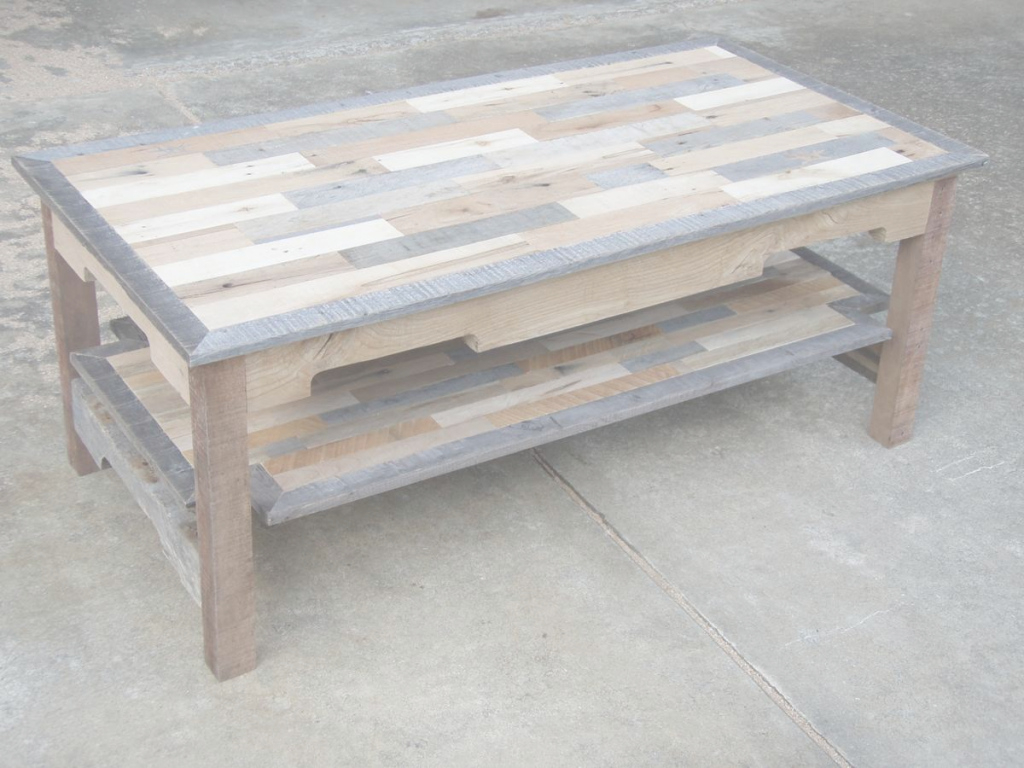 Elite Beautiful Wooden Coffee Table Plans : Mcnary - Ideas Wooden Coffee regarding Lovely Pallet Coffee Table Plans