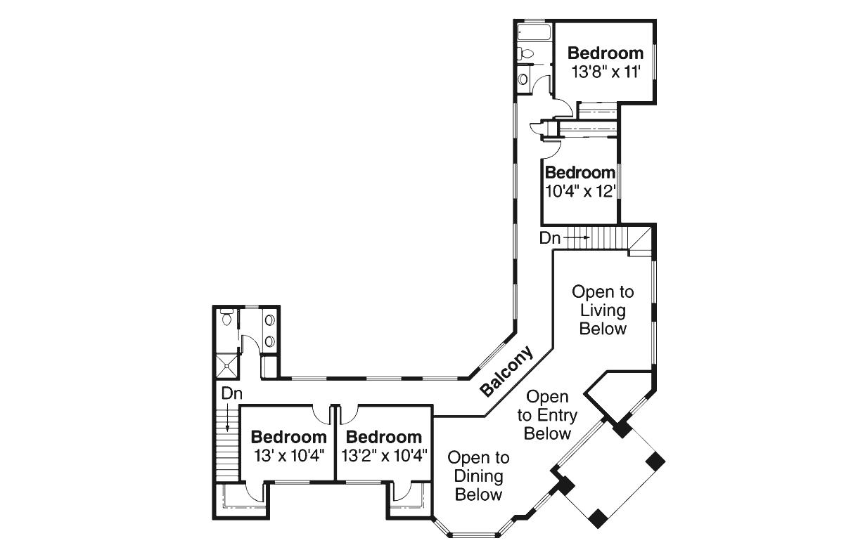 Elite Bedroom: Small 5 Bedroom House Plans: Small 5 Bedroom House Plans throughout Small 5 Bedroom House Plans
