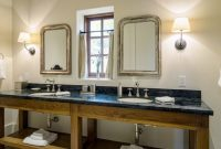 Elite Best Rustic Bathroom Mirror Design Ideas Remodel Pictures Houzz for Houzz Bathroom Mirrors
