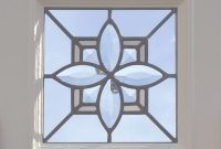 Elite Beveled Glass Stained Glass Design — Legacy Glass with Window Design Glass