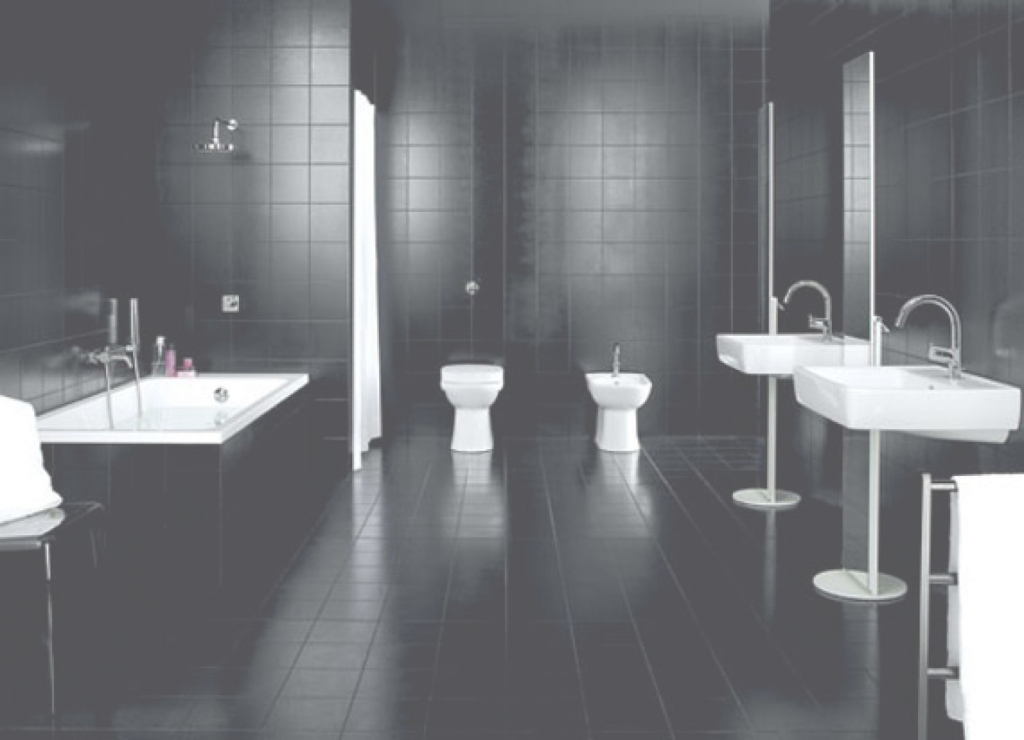 Elite Black Bathroom Ideas - 4K Wallpapers Design within Good quality Black Bathroom Ideas