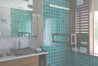 Elite Blue Glass Tiles Bathroom With Simple Images In Australia | Eyagci intended for Blue Bathroom Mosaic Tiles