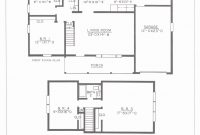 Elite Cape Floor Plans New Cape Cod House Plans Encantador Cape Home Plans pertaining to New Eplan Com