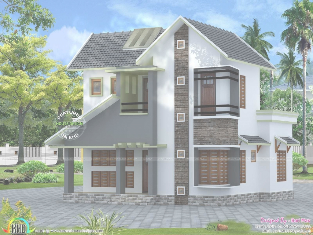 Elite Cheap Small House Plans Beautiful 24 Lovely Kerala Style Homes Plans for Best of Kerala Style House Plans With Cost