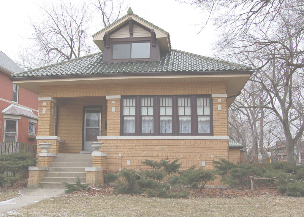 Elite Chicago Bungalow Report - Anne Rossley Real Estate in Beautiful Chicago Bungalow