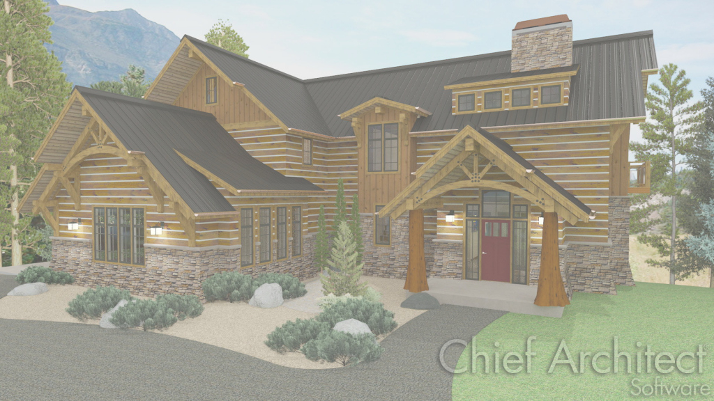 Elite Chief Architect Home Design Software - Samples Gallery pertaining to Chief Architect For Mac Free Download