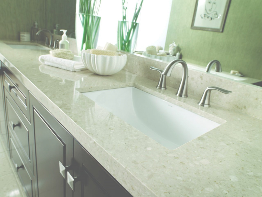 Elite Choosing Bathroom Countertops | Hgtv with regard to Bathroom Sinks And Countertops
