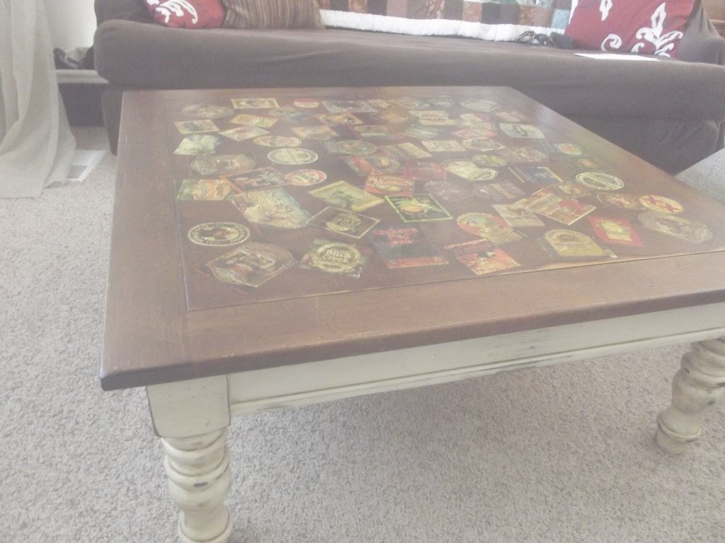 Elite Coffee Table : Decoupage Coffee Table Furniture Pinterest Shocking inside Review Decoupage Coffee Table